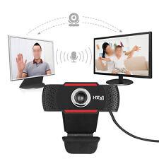 USB 12MP HD Webcam Web Camera with MIC for Computer PC Laptop Desktop Black LJ