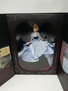 Cinderella Disney Designer Collection Premiere Series Doll Limited Edition 4400