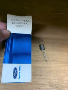 NOS 1971 1972 1973 FORD MUSTANG TORINO C4 C6 FMX KICKDOWN ROD RETRACTING SPRING