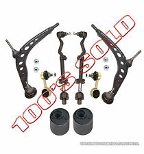 Control Arms Ball Joints Bushing Tie Rods BMW E30 M3 UPGRADE SUSPENSION KIT 8 Pc