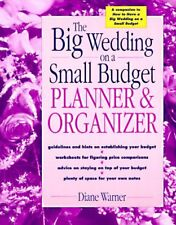 The Big Wedding on a Small Budget Planner & Organi
