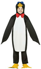 Penguin with Bow Tie Kids Halloween Costume size 7-10