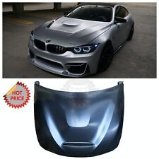 M3 M4 GTS STYLE ALUMINUM OE REPLACEMENT HOOD FOR 15-19 BMW F80 F82 F83 M3 M4