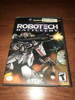 Robotech Battlecry GameCube Case Only No Game