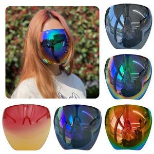 Oversized Goggles Full Face Cover Shield Polarized Large Huge Mirror Sunglassesz