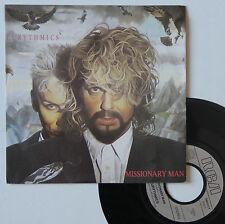 """Vinyle 45T Eurythmics  """"Missionary man"""""""