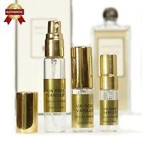 Un Bois Vanille Serge Lutens EDP unisex perfume sample trav. size 2~2.5~3~5~10ml