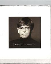 JOHN, Elton  (Believe)  Rocket 422-856 014-7 = PICTURE SLEEVE ONLY!