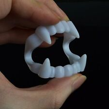 20x Horrible Scary Vampire Werewolf Teeth Monster Dracula Costume Plastic Fangs
