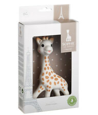 Sophie the Giraffe French baby Teether by Vulli New (sophie authenfication code