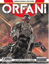 ORFANI numero zero 0 a colori - Sergio Bonelli Editore - Nuovo
