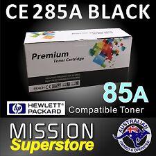 1x CE285A 85A BLACK Toner Cartridge for HP LaserJet Pro M1212nf P1102 P1102w