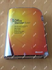 Microsoft Office Standard 2007 - Word Excel PowerPoint Outlook