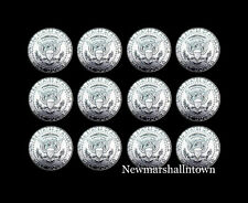 2014 2015 2016 2017 2018 2019 P+D Kennedy Half Dollar Set ~ From Mint Rolls