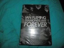 Ian Fleming Diamonds Are Forever James Bond 1st edition Penguin 2002 Hardback