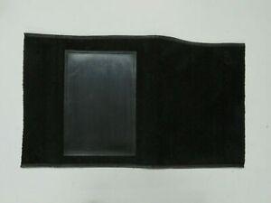 Carpet Front Right Hand Fits Austin Healey Sprite & MG Midget (Black) AHA9226