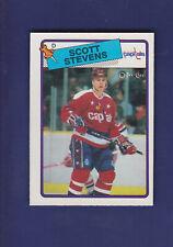 Scott Stevens 1988-89 O-PEE-CHEE Hockey #60 (NM+)