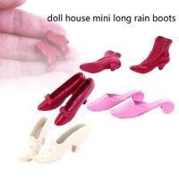 Puppenhaus Miniatur 1:12 Spielzeug Mini Damenschuhe Puppenhaus Zubehör Handwerk