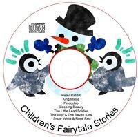 Children Stories  Audi CD  inc Classic Children's Story Kids books Audio CD