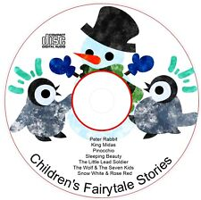 Children Stories  Audi CD  inc Classic Children's Story Kids books Audio CD