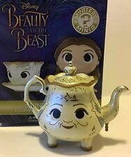MRS. POTTS Beauty and the Beast Funko Disney Mystery Minis 1/12