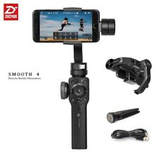 Zhiyun Smooth 4 3-Achsen Handheld Gimbal Stabilisator für iPhone Samsung Galaxy
