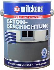2,5 Liter Wilckens  Betonbeschichtung 7032 Kieselgrau LF Bodenbeschichtung
