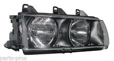 New Replacement Headlight Assembly RH / FOR BMW E36 3 SERIES