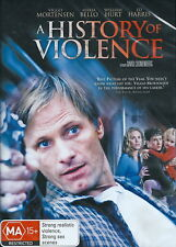 A History Of Violence - Action / Thriller / Violence - Viggo Mortensen - NEW DVD
