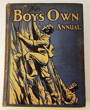 The Boy's Own Annual Volume 57 1934  - 1935