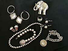 Vintage Foree Sterling Silver Luggage Tag Jewelry And Other
