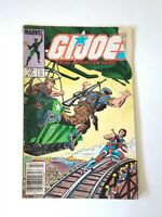 G.I. JOE A Real American Hero # 37 (1985) Marvel Comics GI Joe