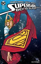 Supergirl: Being Super #4 DC Comics 2017 DCU Rebirth