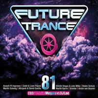 FUTURE TRANCE 81 = Garrix/Scooter/Schulz/Axwell/Buuren...=3CD= groovesDELUXE!