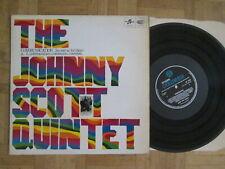 The Johnny Scott Quintet – Communication - UK Columbia Mono LP 1967