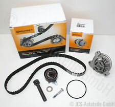CONTI Zahnriemen-/Satz + Wasserpumpe Contitech CT939WP2 VW/AUDI TOP NEU