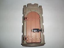 Playmobil Tür Eingang Rundturm Turm Ritterburg ohne Schubriegel 3666 3665 3888