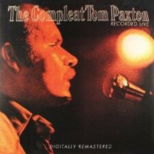 Tom Paxton - The Compleat Tom Paxton  Recorded Live [CD]