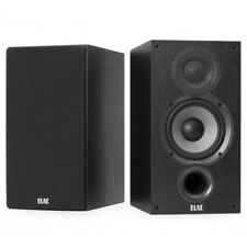 ELAC Debut 2.0 B5.2 Bookshelf Speakers, Black (Pair) Brand New in Box