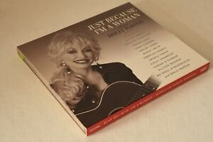 VARIOUS ARTISTS: JUST BECAUSE I'M A WOMAN, SONGS OF DOLLY PARTON [CD 2005] VGC!
