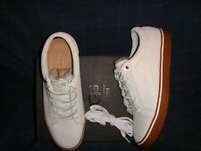 UGG Brock Luxe  Men Shoes / Sneakers  White  Leather  8.0US  NIB