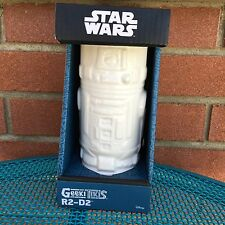 R2-D2 Tiki Bar Drink Mug Star Wars Lucas Film LTD Ceramic Droid Robot R2D2 New