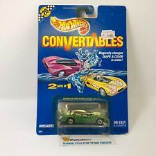 #4  Fab Cab * Hot Wheels 1990 Convertibles * WD5