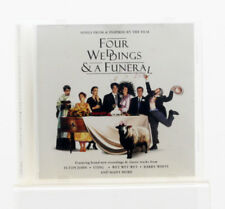 Four Weddings and a Funeral - Soundtrack - Music CD Album - Good Condition