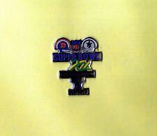 Dallas Cowboys Super Bowl XII 12 Champions Medium Football Lapel Hat Pin