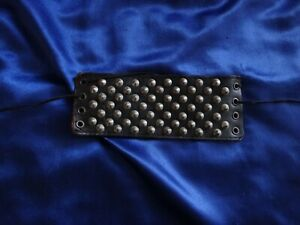 VERY RARE Xena/Hercules Prop/Costume Armband #4 - Leather With Pointy Rivets