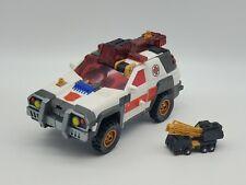 Transformers Armada Red Alert Max-Cons