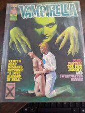 Vampirella #106 Warren 1982 Horror Comic Mag Nm Enrich Nessie Pantha Fox Jeremy+