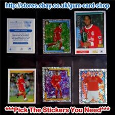 Stickers, albums et sets de cartes sportives autocollants Merlin saison 1999