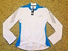 Men`s Cycling ADIDAS Supernova  Jacket Jersey Shirt Full Zip Long Sleeve Size XL